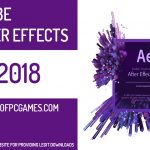 Adobe After Effects CC 2018 Download Free