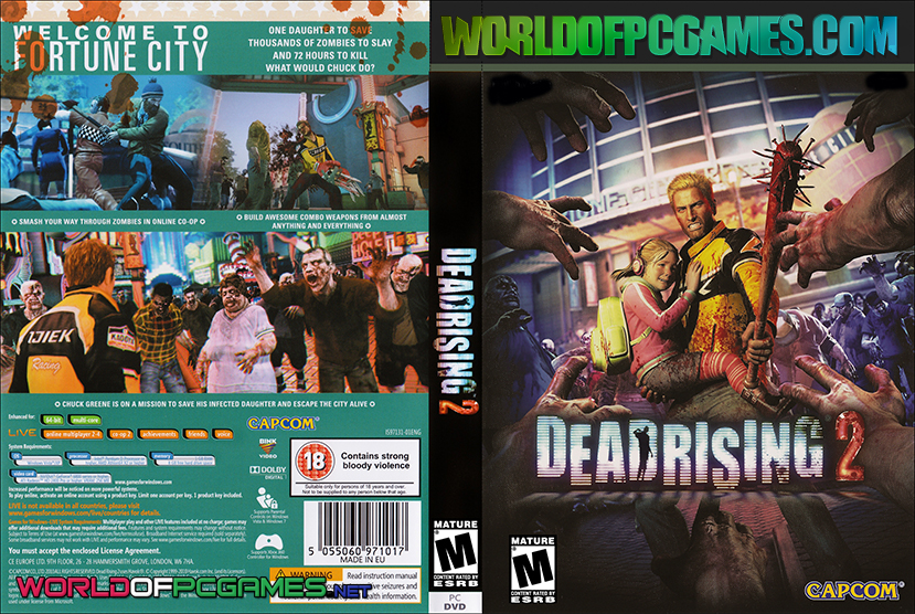 dead rising 2 pc free download