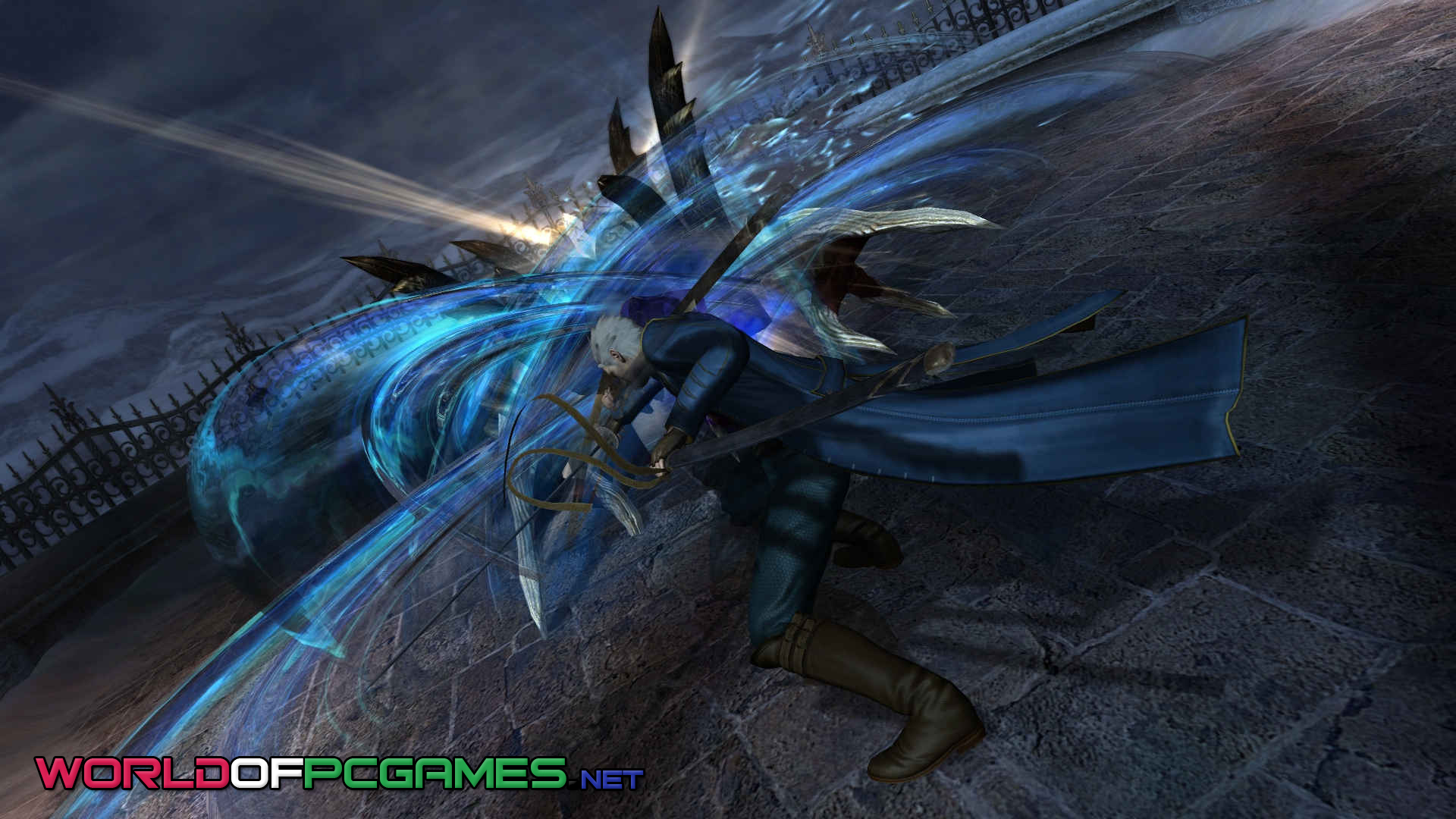Devil May Cry 4 Free Download PC Game By Worldofpcgames.com