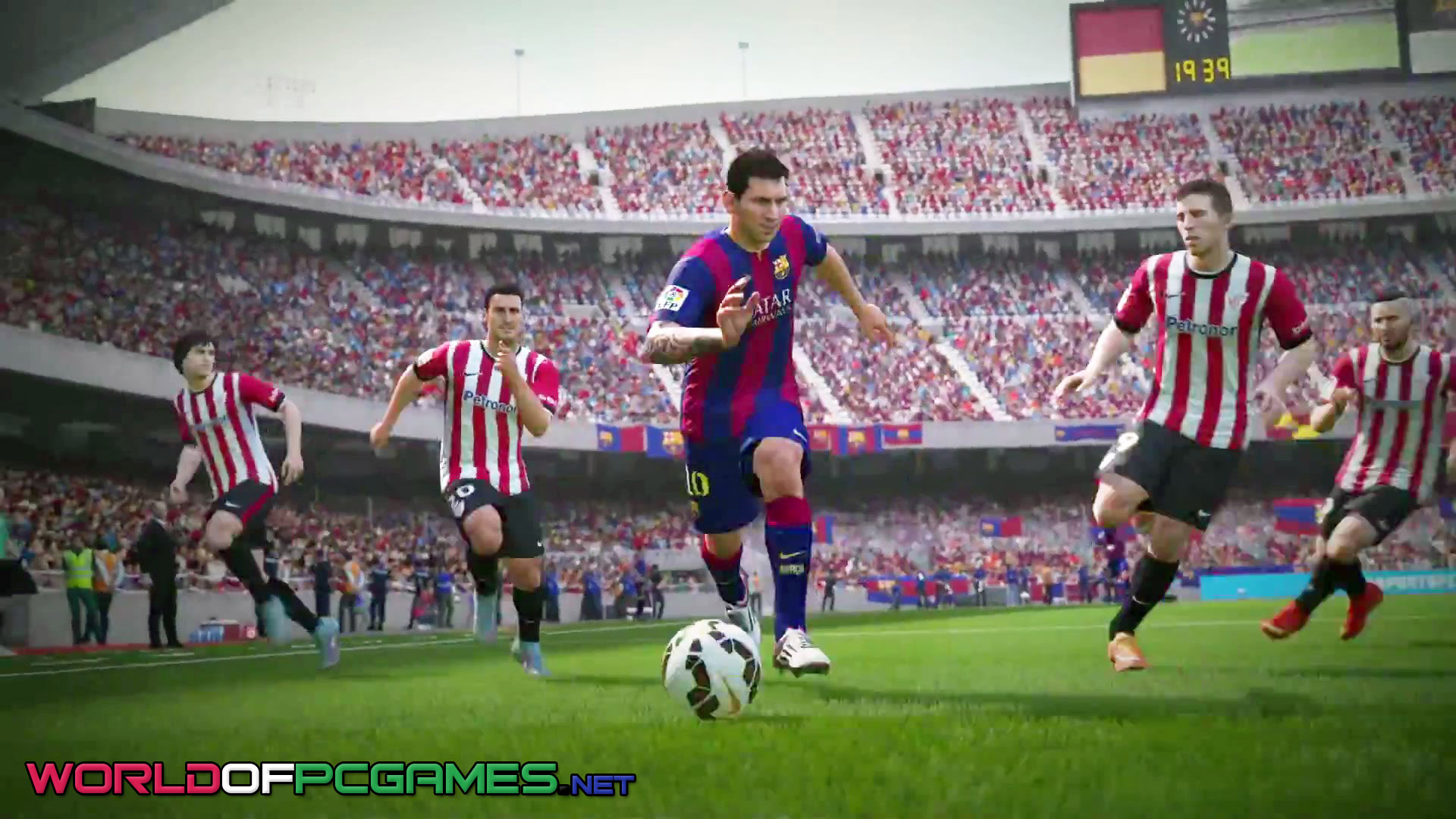 FIFA 16 Free Download PC Game By Worldofpcgames.com