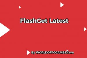 FlashGet Free Download Latest By Worldofpcgames.com