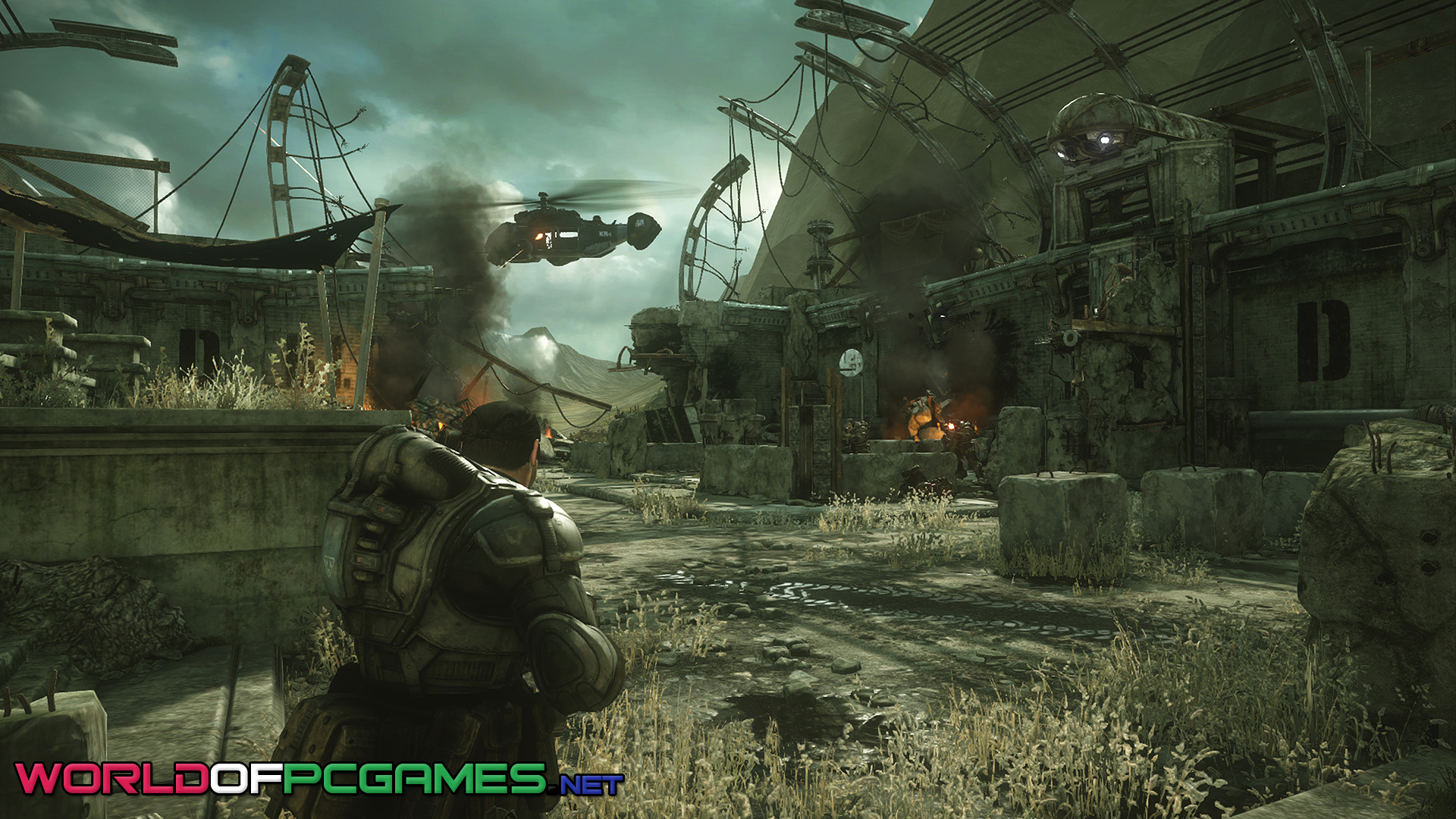 Gears Of War Free Download PC Game By Worldofpcgames.com