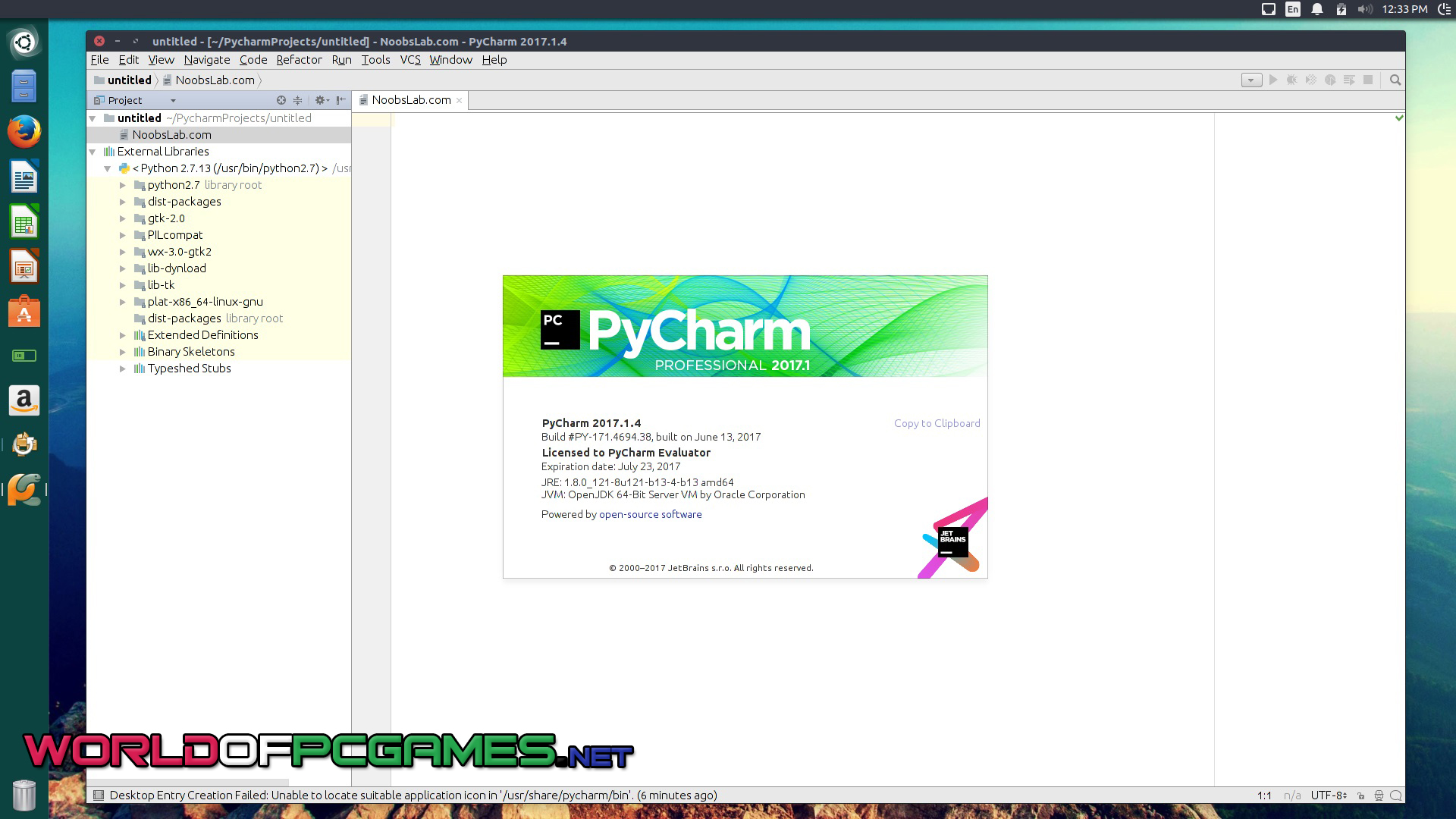 JetBrains PyCharm Professional 2017 Free Download By Worldofpcgames.com