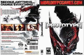 Prototype Free Download PC Game By Worldofpcgames.com