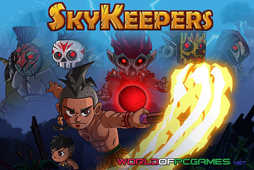 SkyKeepers Free Download PC Game By Worldofpcgames.com