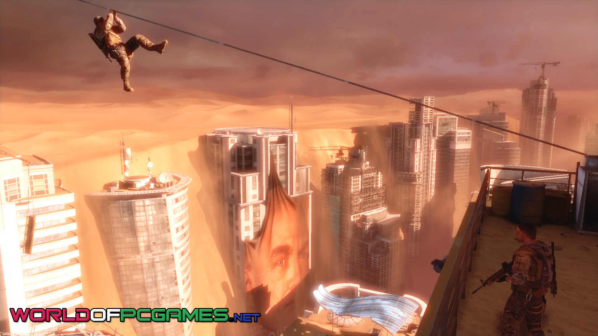 Spec Ops The Line Mac OSX Free Download By Worldofpcgames.net