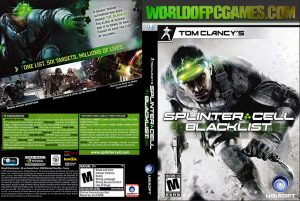 Splinter Cell Blacklist Free Download PC Game By Worldofpcgames.com