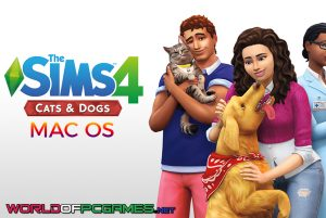 The Sims 4 Cats And Dogs For Mac Free Download By Worldofpcgames.com