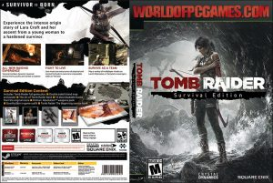 Tomb Raider 2013 Free Download PC Game By Worldofpcgames.com