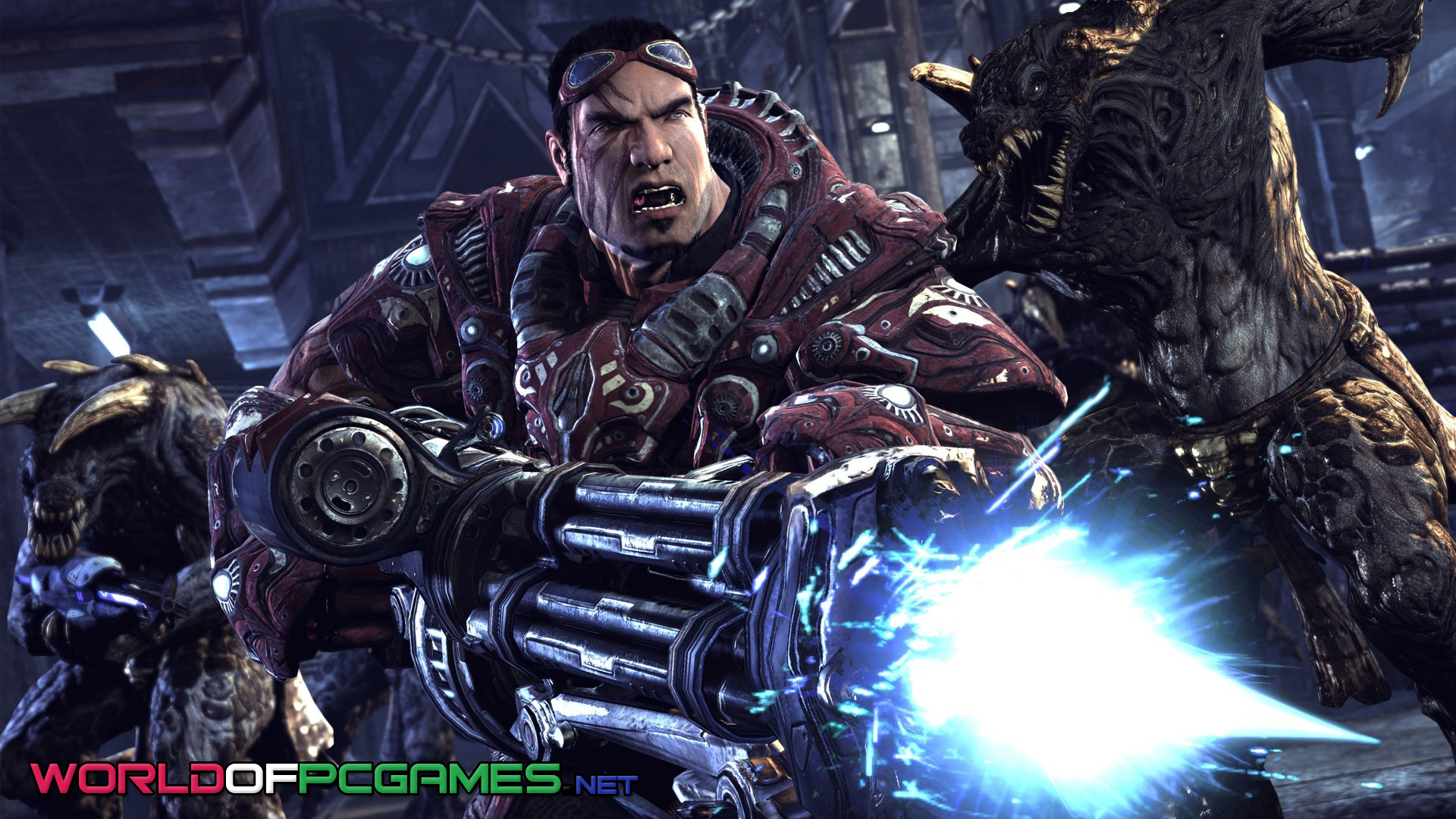 Unreal Tournament 3 Free Download By Worldofpcgames.net
