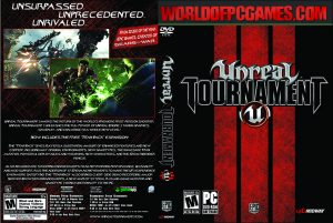 Unreal Tournament 3 Free Download PC Game By Worldofpcgames.com