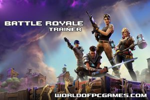Battle Royale Trainer Free Download By Worldofpcgames.com