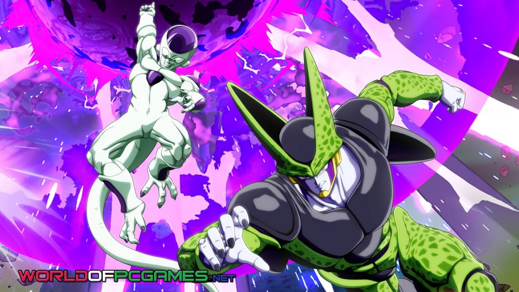 Dragon Ball Fighterz Free Download PC Game By Worldofpcgames.com