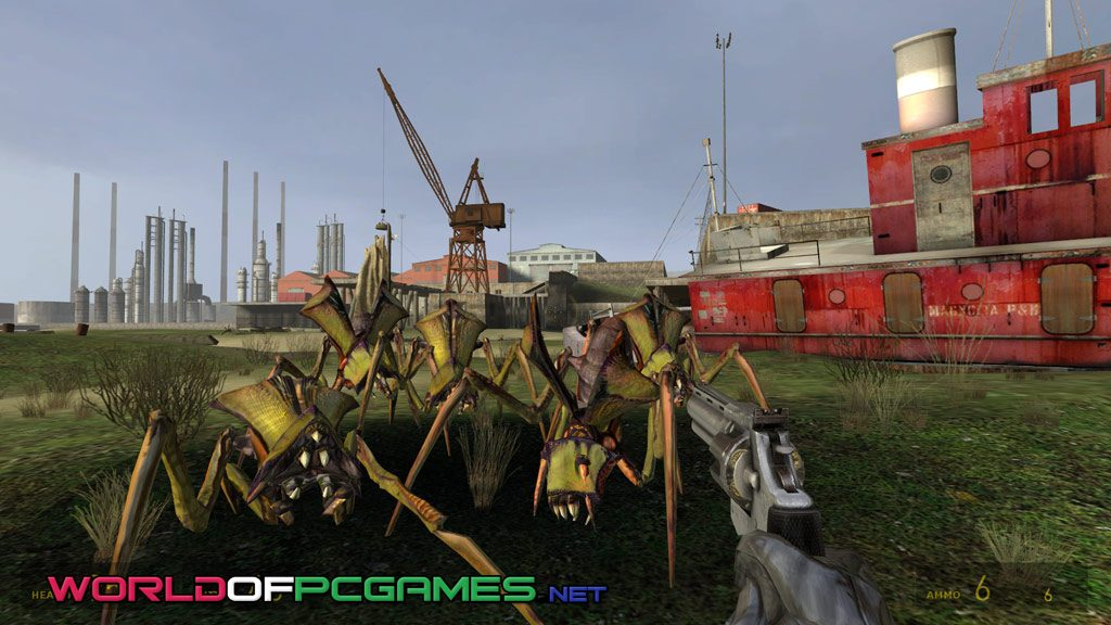 Half Life 2 Free Download PC Game By Worldofpcgames.com
