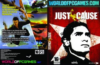 Just Cause 1 Free Download PC Game By Worldofpcgames.com
