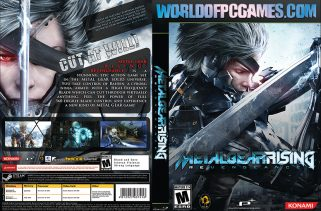 Metal Gear Rising Revengeance Free Download PC Game By Worldofpcgames.com