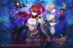 Nights Of Azure 2 Free Download PC Game By Worldofpcgames.com