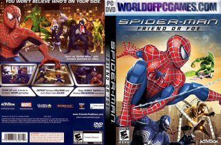 Spider Man Friend Or Foe Free Download PC Game By Worldofpcgames.com