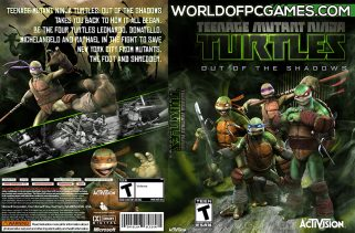 Teenage Mutant Ninja Turtles Out Of The Shadows Free Download PC Game By Worldofpcgames.com