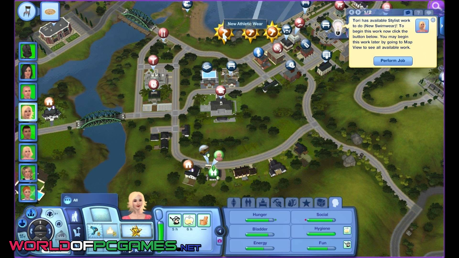 The Sims 3 Free Download PC Game By Worldofpcgames.com