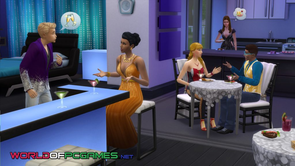 The Sims 4 Laundry Day Free Download PC Game By Worldofpcgames.com