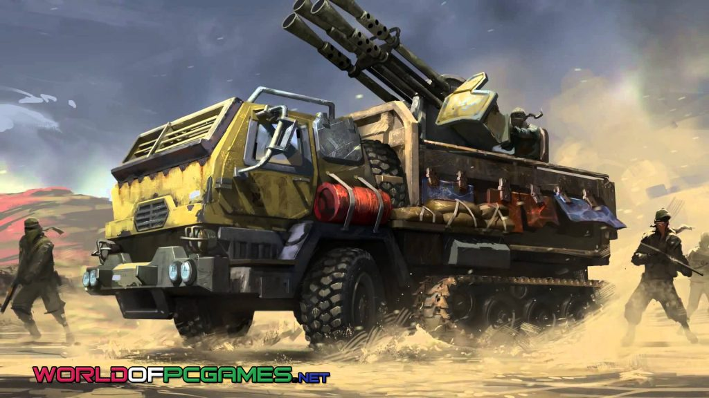 Command And Conquer Generals Deluxe Edition Mac Free Download