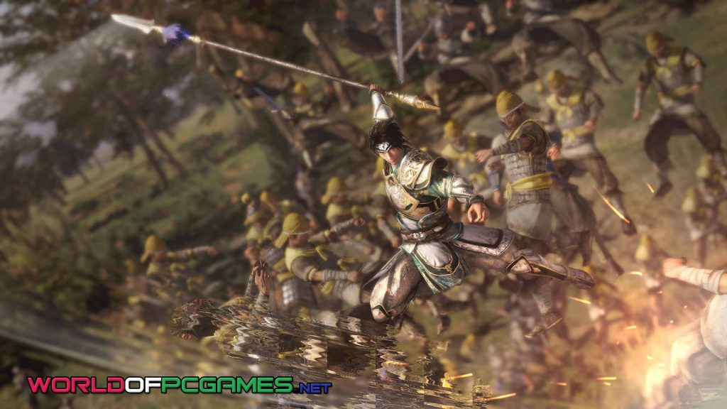 Dynasty Warriors 9 Free Download PC Game By Worldofpcgames.com