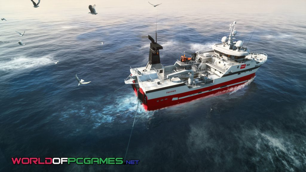 Fishing Barents Sea Free Download PC Game By Worldofpcgames.com