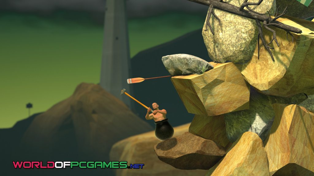 Getting It Over With Bennett Foddy Free Download PC Game By Worldofpcgames.com