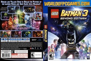 Lego Batman 3 Beyond Gotham Free Download PC Game By Worldofpcgames.com