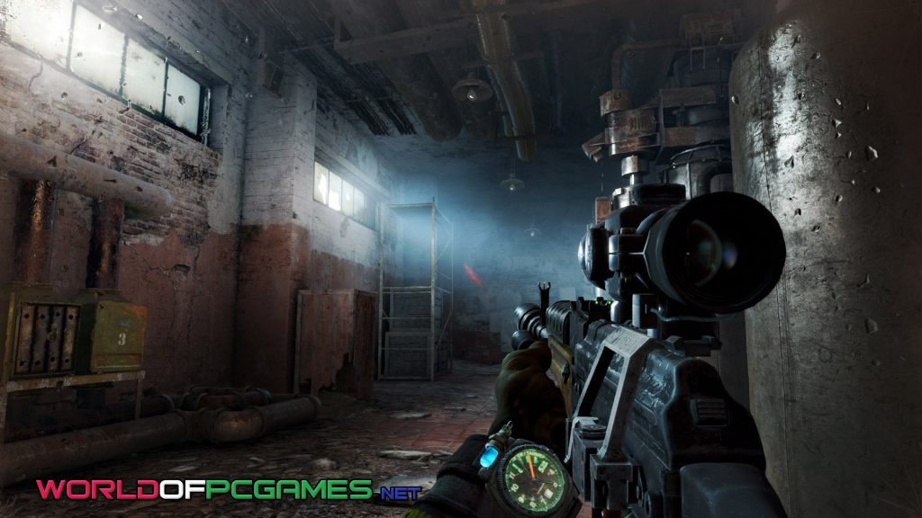 Metro Last Night Redux Free Download PC Game By Worldofpcgames.com