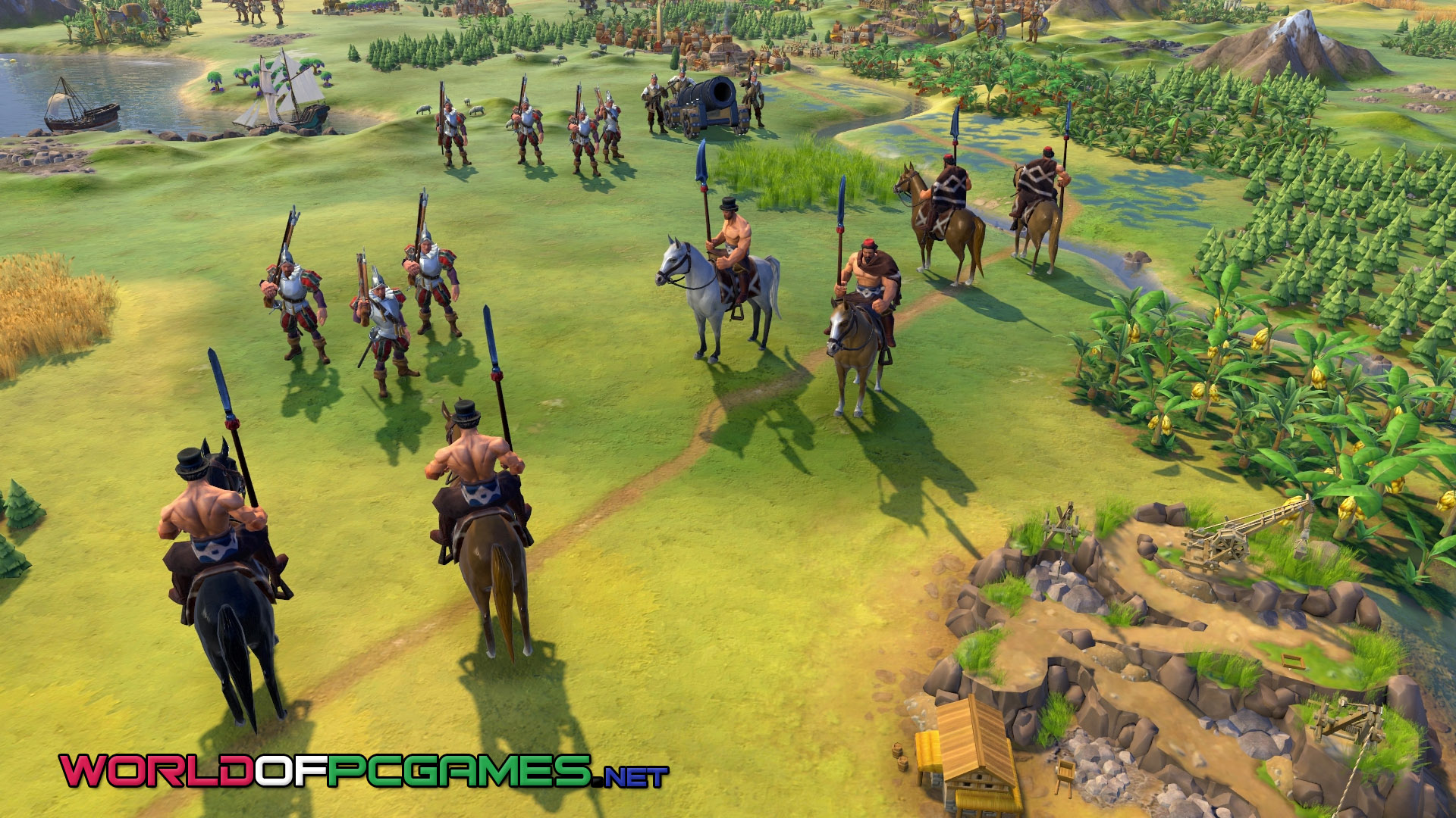 Sid Meiers Civilization VI Rise And Fall Free Download