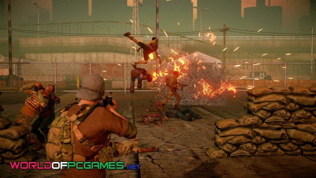 State Of Decay Free Download PC Game By Worldofpcgames.com