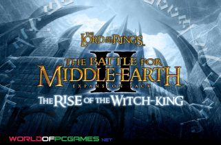Lord Of The Rings The Battle For Middle Earth II Download Free