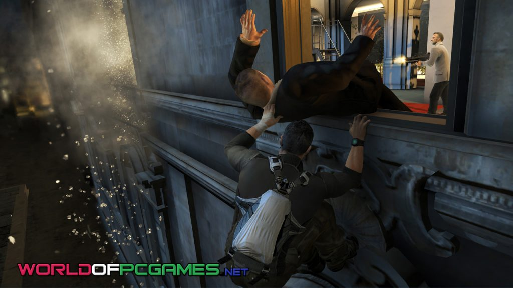 Tom Clancy's Splinter Cell Conviction Free Download PC Game By Worldofpcgames.com