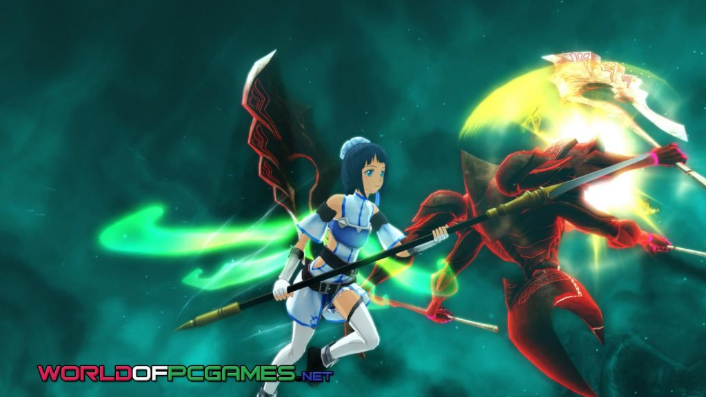 Accel World VS Sword Art Online Free Download PC Game By Worldofpcgames.com