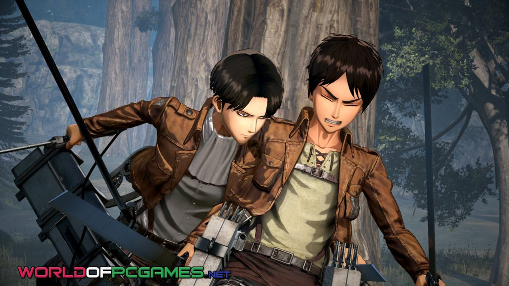 Attack On Titan 2 Free Download PC Game By Worldofpcgames.com