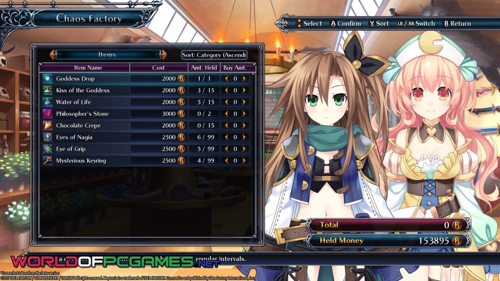 Cyberdimensions Neptunia 4 Goddesses Free Download PC Game By Worldofpcgames.com