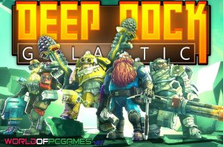 Deep Rock Galactic Download Free