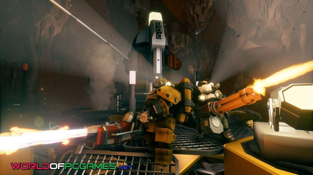 Deep Rock Galactic Free Download PC Game By Worldofpcgames.com