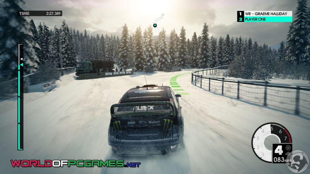 Dirt 3 Free Download Complete Edition PC Game By Worldofpcgames.com