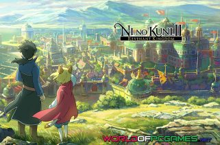 Ni No Kuni II Revenant Kingdom Free Download PC Game By Worldofpcgames.com