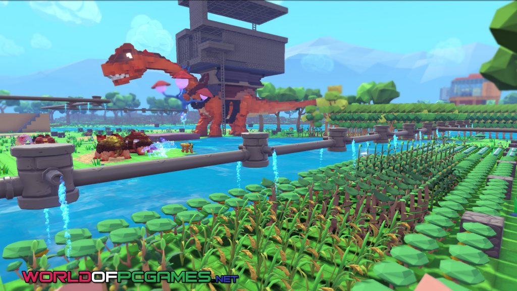 PixARK Free Download PC Game By Worldofpcgames.com