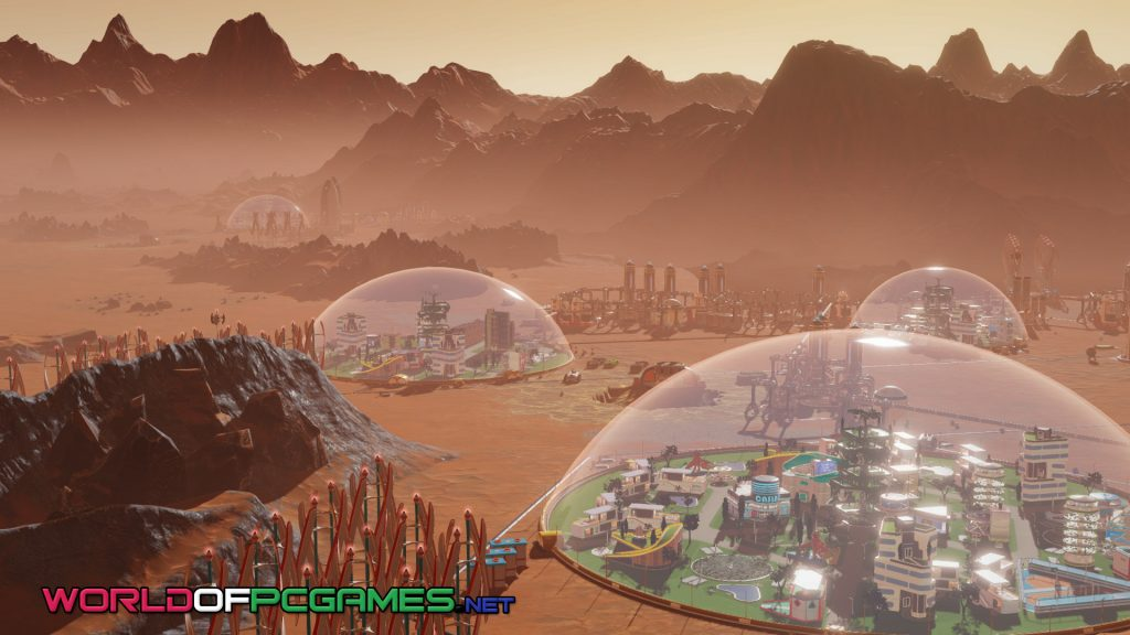 Surviving Mars Free Download PC Game By Worldofpcgames.com