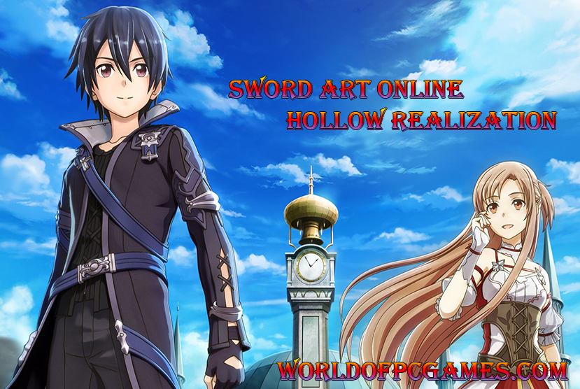 Sword Art Online Hollow Realization Free Download PC Game By Worldofpcgames.com