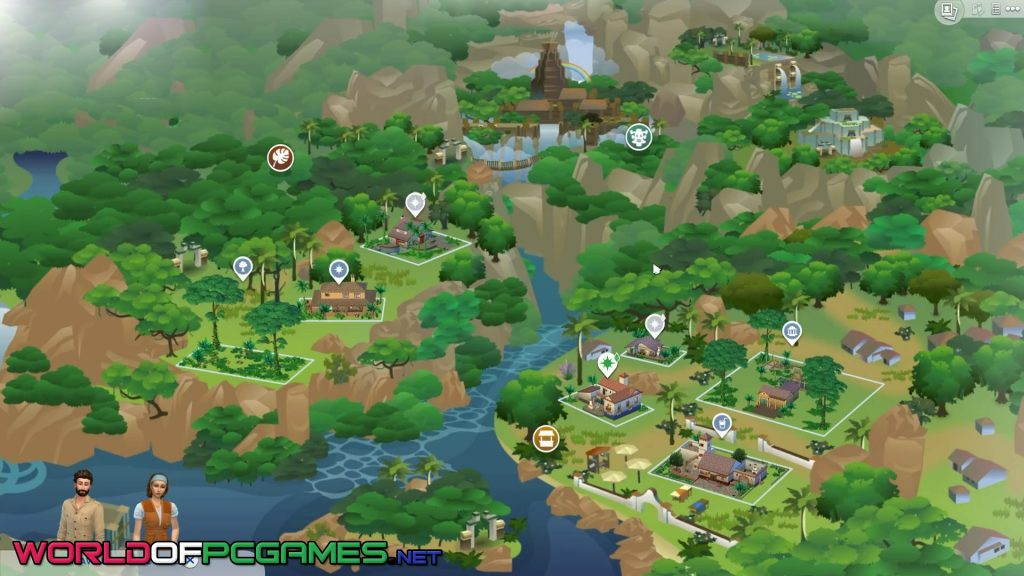 The Sims 4 Jungle Adventure Free Download PC Game By Worldofpcgames.com