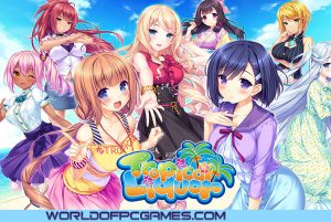 Tropical Liquor free Download PC Game By Worldofpcgames.com