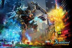 X Morph Defense Free Download PC Game By Worldofpcgames.com