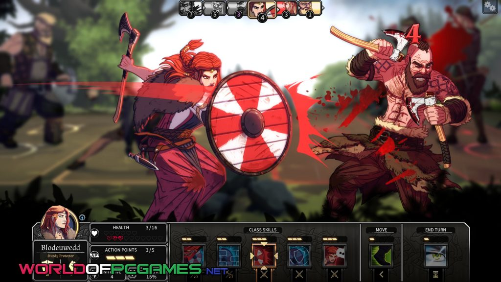 Dead In Vinland Free Download PC Game By Worldofpcgames.com