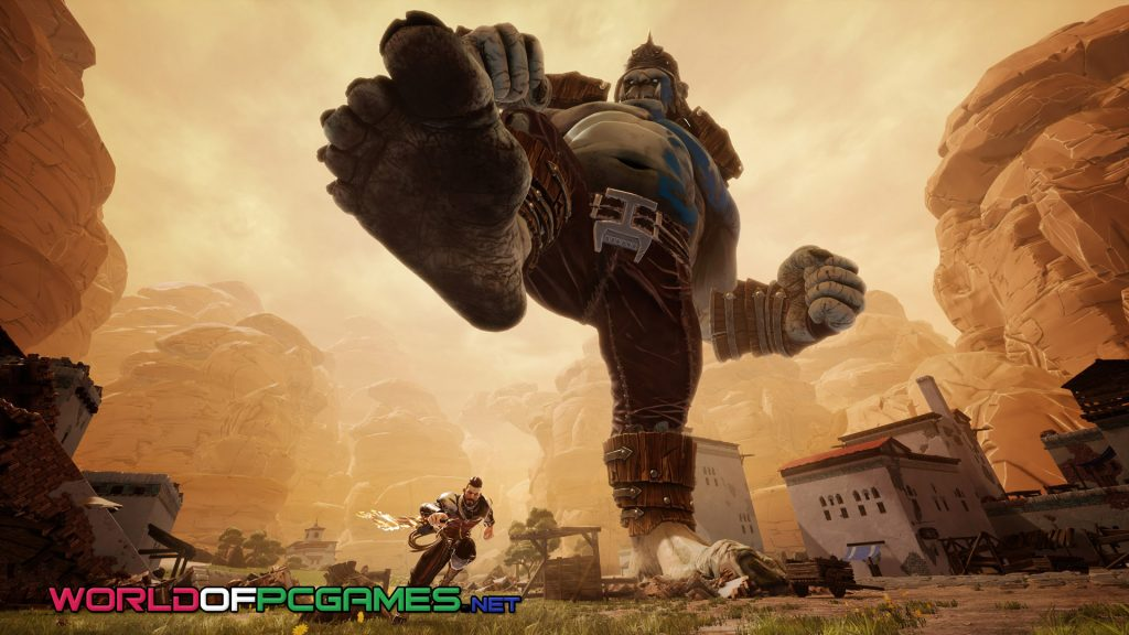 Extinction Free Download PC Game By Worldofpcgames.com